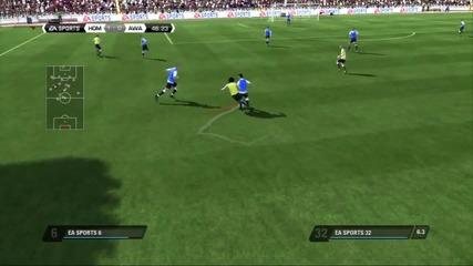 Fifa 11 - Бъди Вратар !
