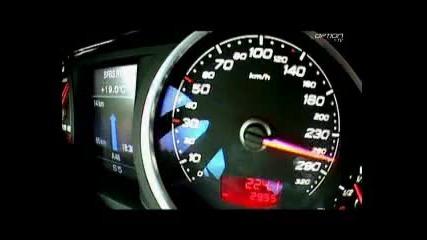 290 km/h S Audi Rs6
