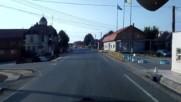 Moreni - Пътищата в Румъния
