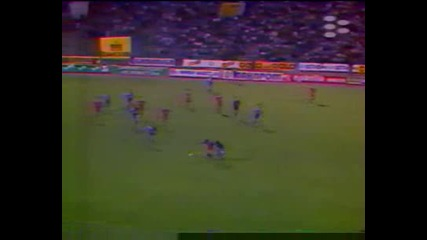 Levski 7 - 1 Cska 2nd Half 1 част Целия мач