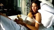 Adriana Lima Sexy Indigo Sunrise