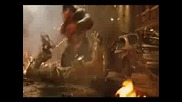 The Incredible Hulk Vs Abomination