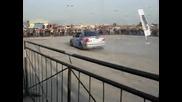 Raad Auto Tuning Bmw M3 Red Bull Car Park Drift