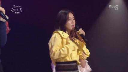 Red Velvet - Dumb Dumb @ 160401 Kbs You Hee-yeol's Sketchbook