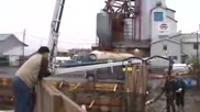 beton pompa - 32m Schwing