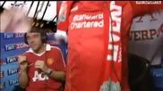 Бербатов, побърканите коментатори в лудия мач Man United 3 - 2 Liverpool