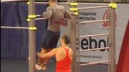 Dejan Stipic (2 рунд) - Workout World Cup Москва 2013