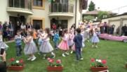 Брилянтин мюзикъл - Палави крачета