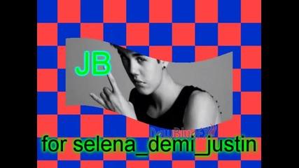 Jb fot selena_demi_justin