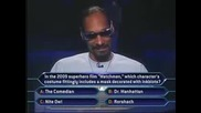 Snoop Dogg в Кои иска да бъде милионер Tv Show