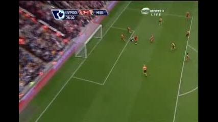 Liverpool Vs Hull City Torres 2 - 1