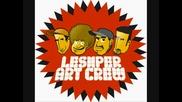 Leshper Art Crew - Рап терор от нашия двор