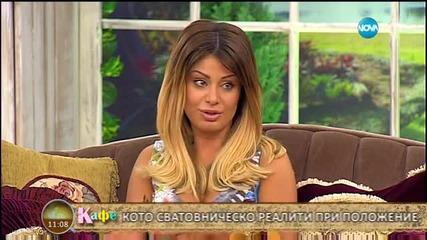 """""""На кафе"""" с модела Светлана Василева (16.04.2016)"""