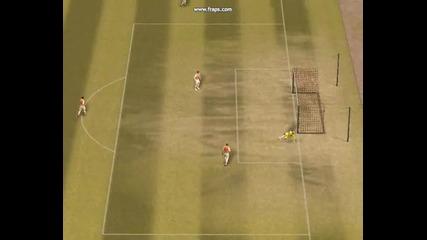 Финтове и удари на Fifa 2007
