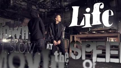 Bad Meets Evil ft. Eminem, Royce Da 5'9 - Fast Lane ( Високо Качество)