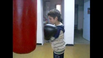 Marti boxing May 2010