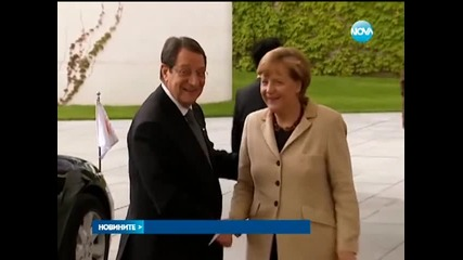 Меркел отслабна с 10 килограма - Новините на Нова