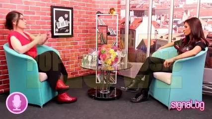 Преслава говори за скандала около наградите и приятелството и с Галена