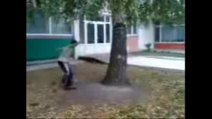 Parkour, Tricking In Tzarevo