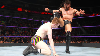 Gentleman Jack Gallagher vs. Neville: WWE 205 Live, April 25, 2017