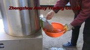 Vegetable Mud Cutting Machine, Fruit Slurry Cutter