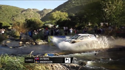 Fia World rally championship 2015 от Аржентина