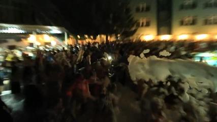 Първо парти за 2015 Monster Foam Pool Party