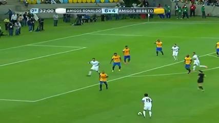 Във футбола няма млади и стари, има можещи и неможещи ! Феномена Роналдо все още го може!