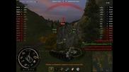 World of Tanks lucky shot