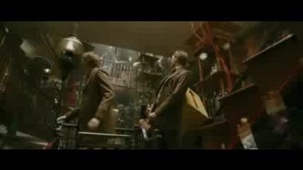 Хари Потър и Нечистокръвния Принц (трейлър)
