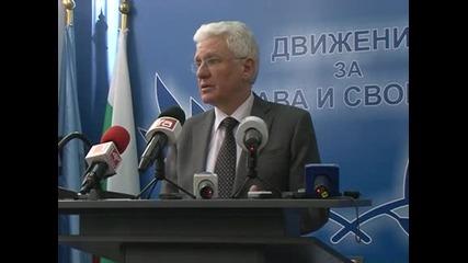 Христо Бисеров (ДПС) за предстоящия вот на недоверие към правителството
