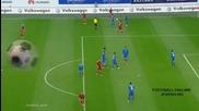 Русия - Азербайджан 4:0  03.09.2014  Приятелски мач