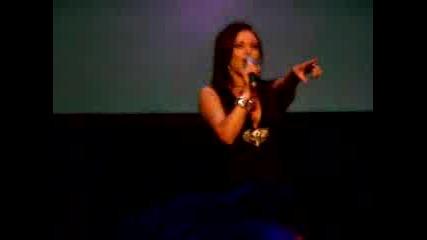 Maria Sings I Love Rock & Roll