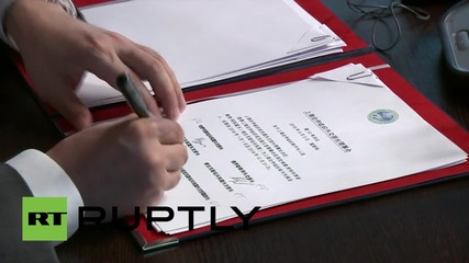 Russia: SCO nations sign multilateral documents ahead of July summit