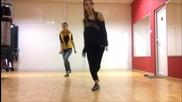 Classy Steps - Dats How We Do It(dancehall dancing)