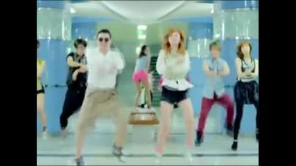 """Южнокорейският хит """"Гангнам стайл"""" е знак за края на света"""