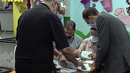 Egypt: Vote counting underway as first round of parliamentary elections concludes