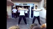 Air Steps Break Dance Part 2