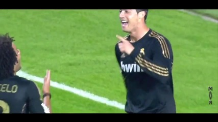 Cristiano Ronaldo - Got to love you! Skills and Goals