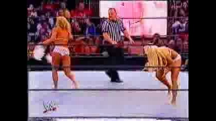 Wwe Wrestlemania Xx - Sable & Torrie Wilso