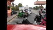 Секси банда с мотори