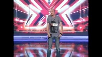 Момче Разби Журито С Танц И Глас X Factor България!