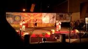 Българска танцова група в Охрид 1 България 2