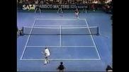 Тенис класика : Бекер - Лендъл (най - дългия мачпойнт)