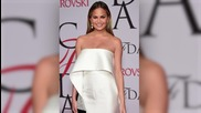 Chrissy Teigen Challenges Instagram Rules by Posting Boob Baring Photo