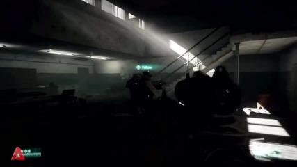 Battlefield 3 Геймплей трейлър Hd 720p