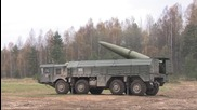 Russia: Military drills in Leningrad utilise Iskander-M advance tactical missile system