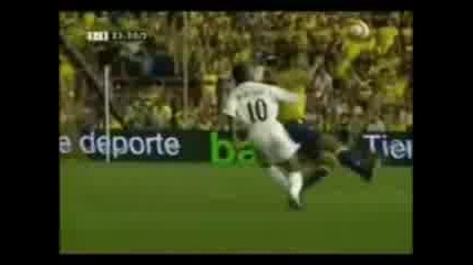 Robinho ни показва уменията си с топка