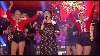 Verica Serifovic - Grli me ljubi me - GNV - (TV Grand 01.01.2015.)