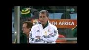 Юар 0:3 Уругвай (всички голове)